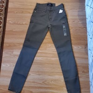 000R aeropostale high rise jeggings